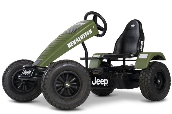 BERG JEEP  Revolution BFR skelter.
